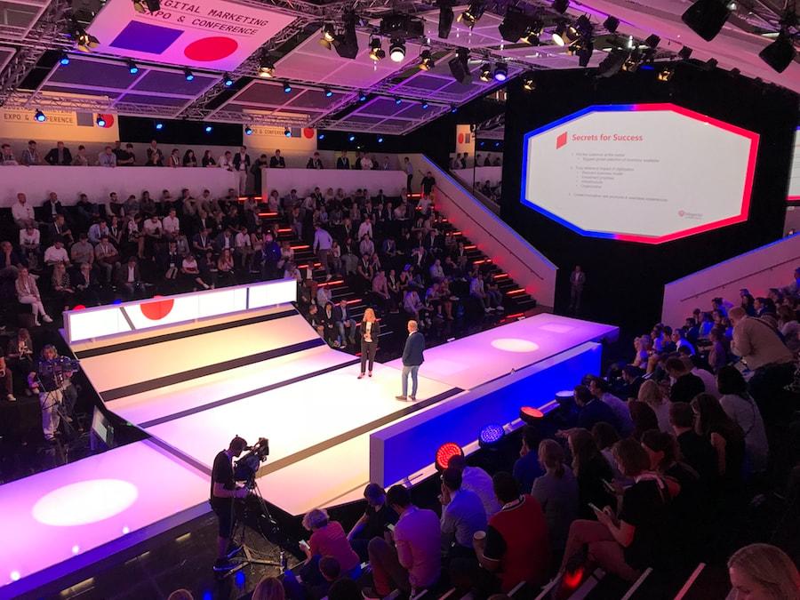 Show dmexco 2018 - new digital trends