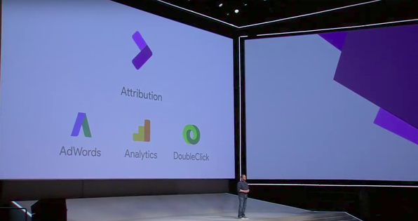 Google's Bill Key unveils Attribution